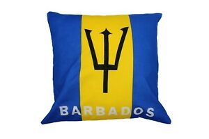 Barbados Pillow - Designs by Patsy x Show Your Colours