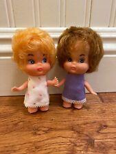 Lot Of 2 Vintage 3�-4� Baby Dolls