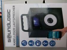 Tragbarer Bluetooth Lautsprecher mit Radio