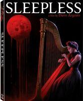 Dario Argento SLEEPLESS *Blu-Ray Limited Ed. GIALLO Slasher *w/RARE SLIPCOVER!!!