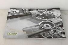 05 2005 Husaberg 450 - 650 Spare Parts Manual