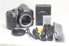 Nikon D D5300 24.2MP Digital SLR Camera - Gray (Body Only)