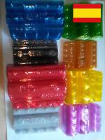 Porta Monnaies En Blister De Plastique Devise De Euro Centimes Porte-Monnaie