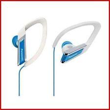 Écouteurs bleus Panasonic