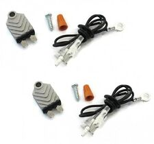 (2)  ELECTRONIC TRANSISTORIZED IGNITION MODULE for Small Engine Motor