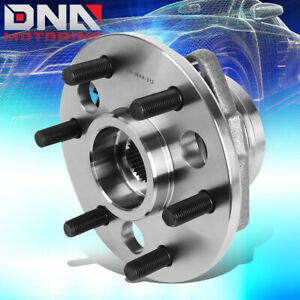 FOR 1995-2000 CHEVY GMC K1500/2500 ESCALADE 4WD FRONT WHEEL BEARING HUB ASSEMBLY