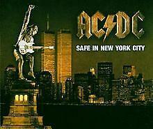 Safe in New York City von Ac/Dc | CD | Zustand akzeptabel