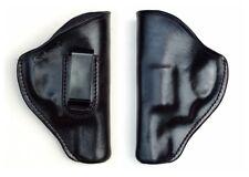 "Turtlecreek Leather IWB Holster Ruger SP101 2.25"" Barrel - RH Pattern Fixed Clip"