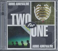 Audio Adrenaline-Worldwide/Until My Heart Caves In CD Christian Rock/CCM (NEW)