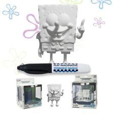 Design it Yourself DIY Mini Figure Toy White Figurine