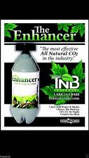 Tnb Naturals / CO2 Cannister con alta output/ppm! Wow!