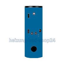 Accumulateur solaire buderus pour boire et eau chaude 400L avec isolation