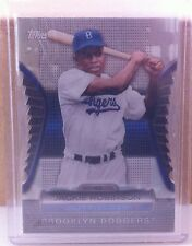 2012 TOPPS GOLDEN MOMENTS #GMDC18 JACKIE ROBINSON LOS ANGELES DODGERS HOF DIECUT