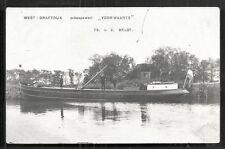 West-Graftdijk rppc Shipyard Voorwaarts Netherlands 30s
