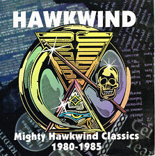 Mighty Hawkwind Classics (1980-1985) - Hawkwind BRAND NEW CD (1995, Griffin)