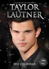 Taylor Lautner Calendar 2011 New & Boxed RS