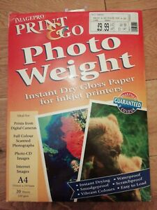 Imagepro Print And Go Photo Weight