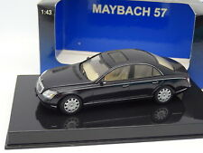 Auto Arte 1/43 - Maybach 57 Nero
