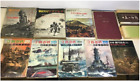 Japanese Army Daily Graph Battle History Pacific War Art Book Set Antique JAPAN