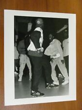 Vintage Glossy Press Photo Natick MA After Prom Party Dance Off 5/29/90