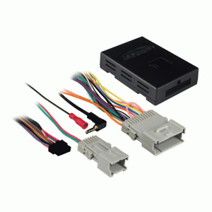 GMOS-04 METRA / 2000 - 2013  GM CLASS 2 DATA INTERFACE RADIO HARNESS