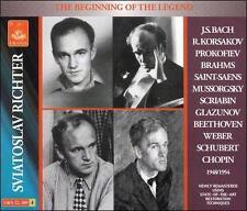 BACH / PROKOFEIV / WEBER / CHOPI, Richter: Beginning Of Legend, Excellent