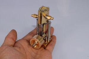 Microcosm Q1 Vertical single-cylinder engine model