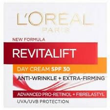 2 X L 'Oreal Revitalift Anti-arrugas + extra afirmantes SPF30 Day Cream 50 ml cada uno
