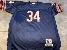 Walter Payton Chicago Bears Jersey Mitchell Ness Throwback Size 3x