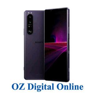 NEW Sony Xperia 1 III Dual XQ-BC72 512GB Purple 12GB Unlocked Phone 1 YrAuWty