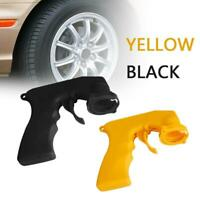 Automotive Aerosol Spray Painting Can Gun Plastic Full With Trigger Tool