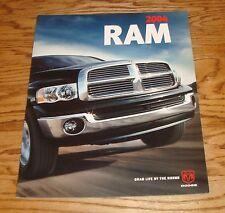 Original 2004 Dodge Truck Ram Deluxe Sales Brochure 04 1500 2500 3500 SRT-10