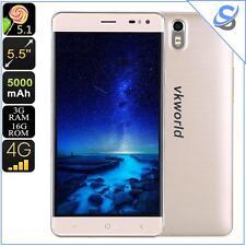 "VKWorld G1 Smartphone Android Display 5.5"" CPU Octa-Core RAM 3GB 5000mAh 13MP"