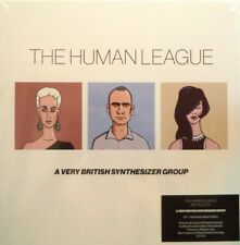 """The Human League """"Anthology: A Very British Synthesizer Group"""" 3VINYL (Sealed)"""