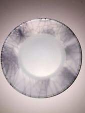 """Yankee Candle Wicked Web Jar Candle Plate 7"""" NWT"""
