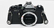 PENTAX MV1 SLR 35mm Film Camera - parts