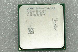CPU / Processeur - AMD Athlon 64 X2 3600+ 2 GHz Dual Core AD03600IAA4CU Socle AM