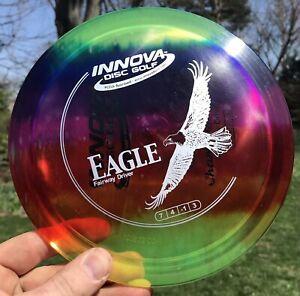New! Innova I-dye Champion Eagle X Mold! DX Stamp! 168g