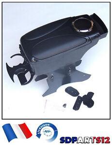 Peugeot 206 306 406 309 207 407 Accoudoir Console Universal Noir