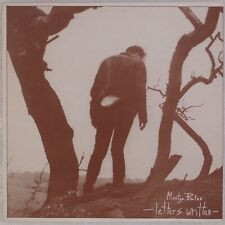 "MARTYN BATES: Letters Written '82 CHERRY RED Abstract Folk 10"" Vinyl LP"