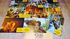 OZ un monde extraordinaire  w disney jeu 18 photos cinema lobby cards animation