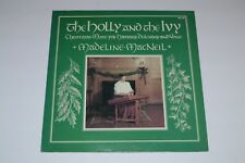 Madeline MacNeil~Holly And The Ivy~Christmas Music For Hammer Dulcimer~Insert