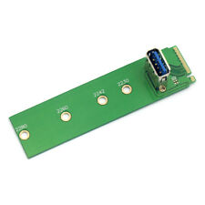 New NGFF M.2 To USB3.0 Adapter Converter Expansion Riser Card Power SATA3.0