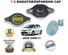 PARA Honda Jazz 1.2 1.3 Hybrid 1.4 2008- > de Expansión Del Radiador Cubierta