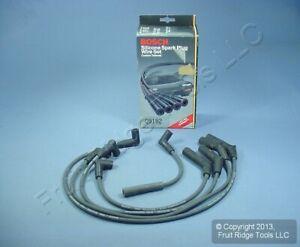 Bosch 09182 Spark Plug Wires for 87-89 Sunburst I-Mark Spectrum 1.5L 1471cc I4