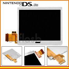 Pantalla Inferior Nintendo DS Lite Repuesto LCD Imagen Abajo con Flex Reparacion