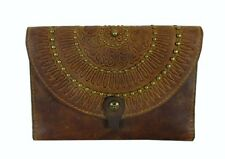 PATRICIA NASH Distressed Vintage Colli Wallet Msrp $99.00