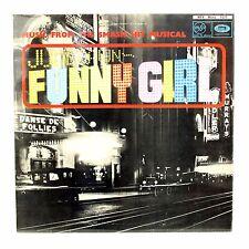 """FUNNY GIRL"" Julie Dawn & Original London Musical Cast 12"" MFP-1077 [Mono LP]"