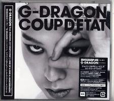 G-DRAGON FROM BIGBANG-COUP D'ETAT -JAPAN 2 CD G35