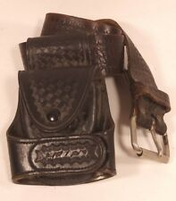 Hand Cuff, arm bar Holster.with belt